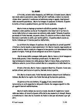 Il Postino-Italian Study Guide