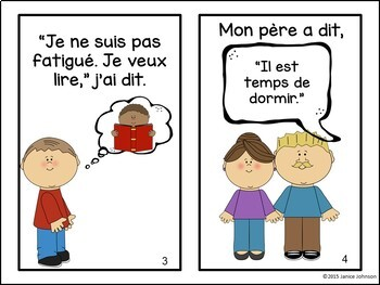 Il est temps de dormir French Verbs Reader {en français}
