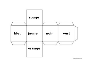 Il porte French Immersion Writing Activity Grade 1/2
