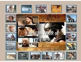 Iliad and Trojan War Visual Tour PREZI