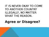 Illegal Immigration Discussion