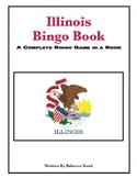 """Illinois Bingo Book: A Complete Bingo Game in a """"Book"""""""
