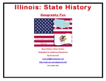 Illinois Board Game