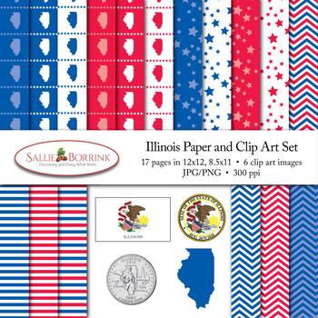 Illinois Clip Art