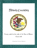 Illinois Counties: County Cards for the Study of the State