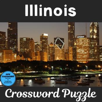 Illinois Crossword Puzzle
