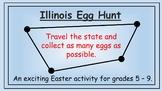 Illinois Easter Math Activity