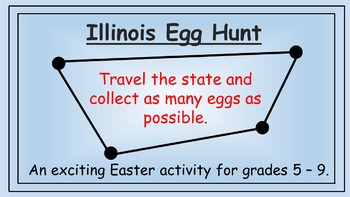 Illinois Easter Math Activity