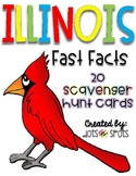 Illinois Fast Facts Scavenger Hunt