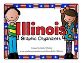 Illinois Graphic Organizers (Perfect for KWL charts and ge