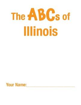 Handwriting Printables:  Illinois