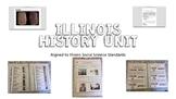 Illinois History PRODUCT BUNDLE
