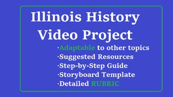 Illinois History Video Project
