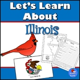 Illinois History and Symbols Unit Study