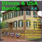 Illinois - Illinois History - Illinois State Report - Illinois Study