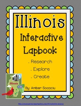 Illinois Interactive Lapbook