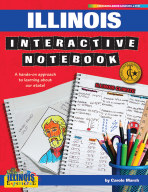 Illinois Interactive Notebook: A Hands-On Approach to Learning About Our State!