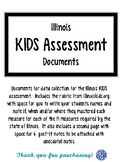 Illinois KIDS Assessment Forms