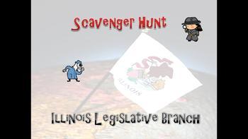 Illinois Legislative Branch Scavenger Hunt
