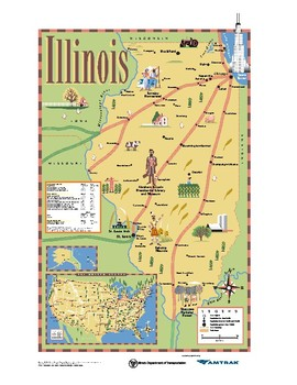 Illinois Map Features