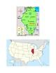 Illinois Map Scavenger Hunt