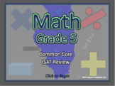 BOGO Illinois Math ISAT - 5th Grade Common Core Math Revie