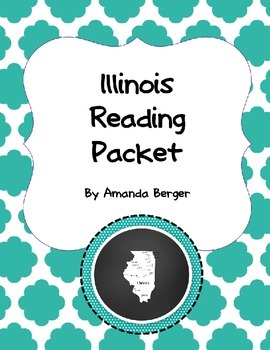 Illinois State Reading Packet