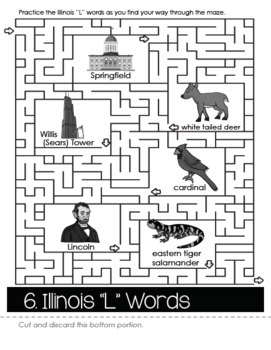 Illinois Speech/Language Flipbooks