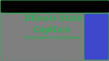 Illinois State Capitals