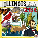 Illinois State Clip Art