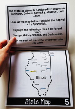 Illinois State Flipbook