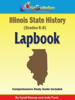 Illinois State History Lapbook