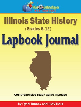 Illinois State History Lapbook Journal