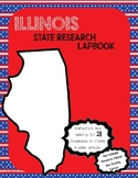 Illinois State Research Lapbook Interactive Project