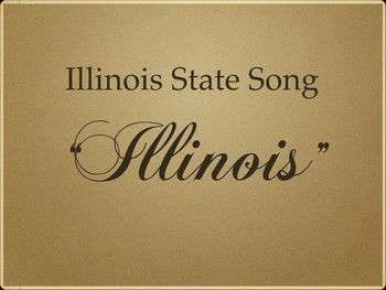 Illinois State Song