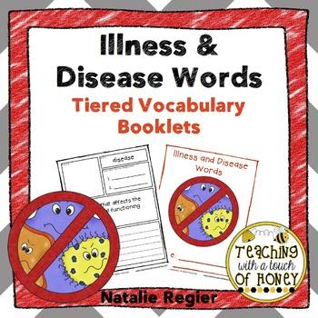 Vocabulary Activities | Illness Vocabulary | Disease and Illness Words