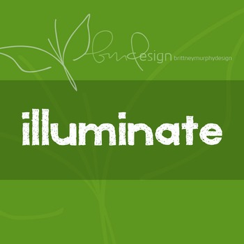 Illuminate Font for Commercial Use