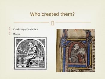 Illuminated Manuscripts Power Point