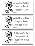 Illustrate Your Own Mother's Day Coupon Book