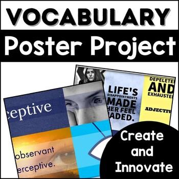 Vocabulary Project and Technology Vocabulary Activity: Illustrate & Illuminate!