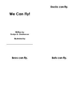 Illustrate 'n' Read Booklets Set C