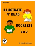 Illustrate 'n' Read Booklets Set C