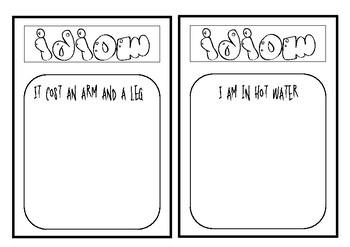 Illustrate the Idiom