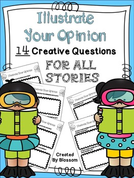 Illustrate your opinion