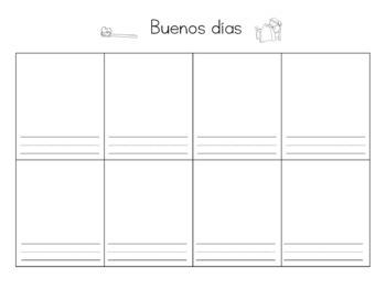 Illustrated Book of Words in Spanish/ Mi libro de palabras en español