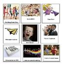 Illustrated Classroom Reward Cards