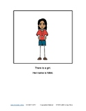 Read-to-Learn English Illustrated Story - The Girl Wants Hot Chocolate