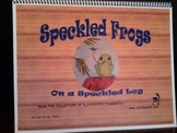 Illustrated Finger Plays - Speckled Frogs