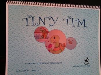 Illustrated Finger Plays - Tiny Tim