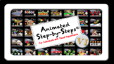 Illustrated Listing of Animated Step-by-Steps - VI